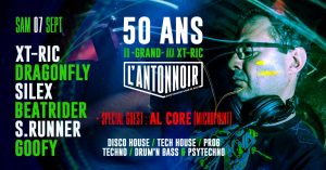 50 ans Xtric